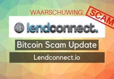 Bitcoin Scam Update: Lendconnect.io, zoals Bitconnect.io OOK een scam!